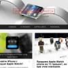 Информационный проект, посвященный смарт-часам Apple Watch.