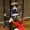 Распродажа частной коллекции антикварных кукол и авторских мягких игрушек.